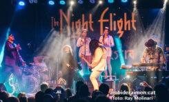The Night Flight Orchestra zaprasza na lot i lampkę Chardonnay'a