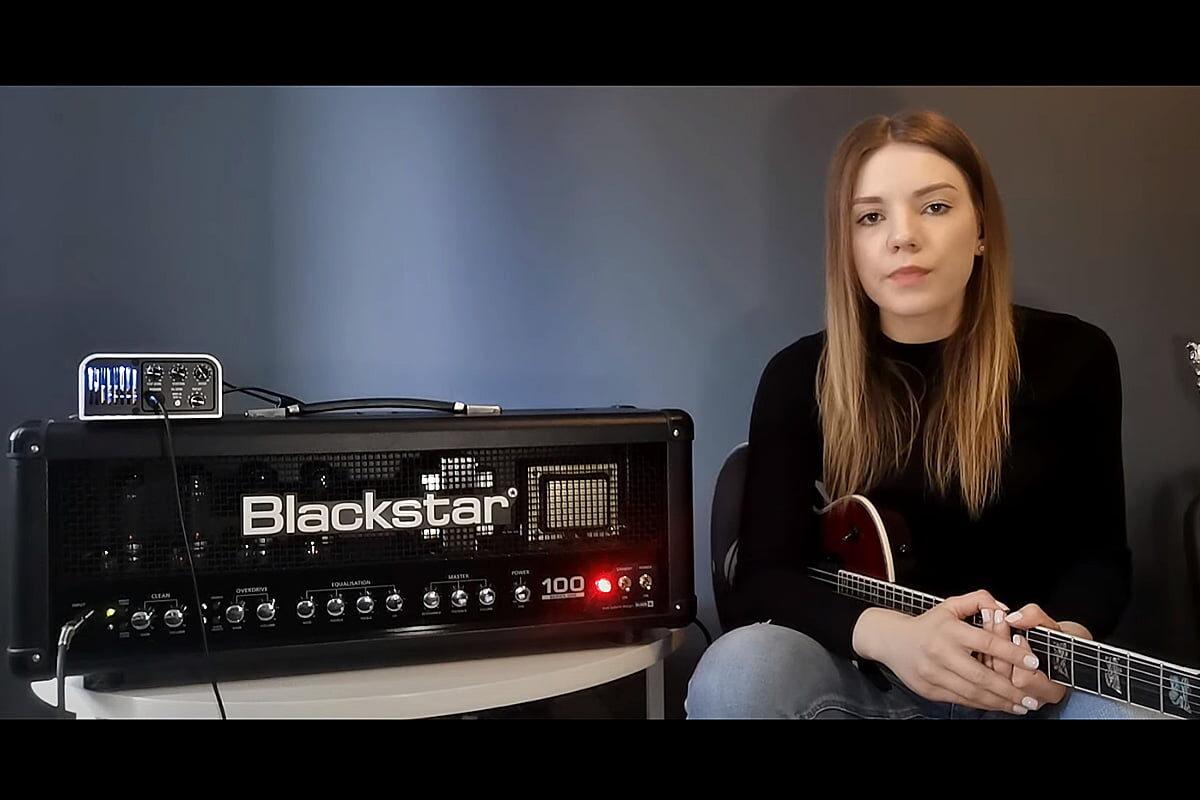 Alex S o wzmacniaczu Blackstar Series One 100 (wideo)