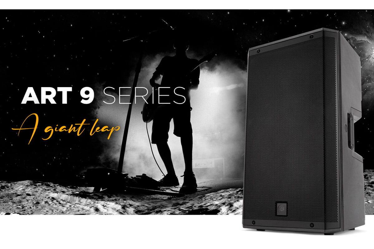 RCF ART 9 – nowa seria zestawów głośnikowych
