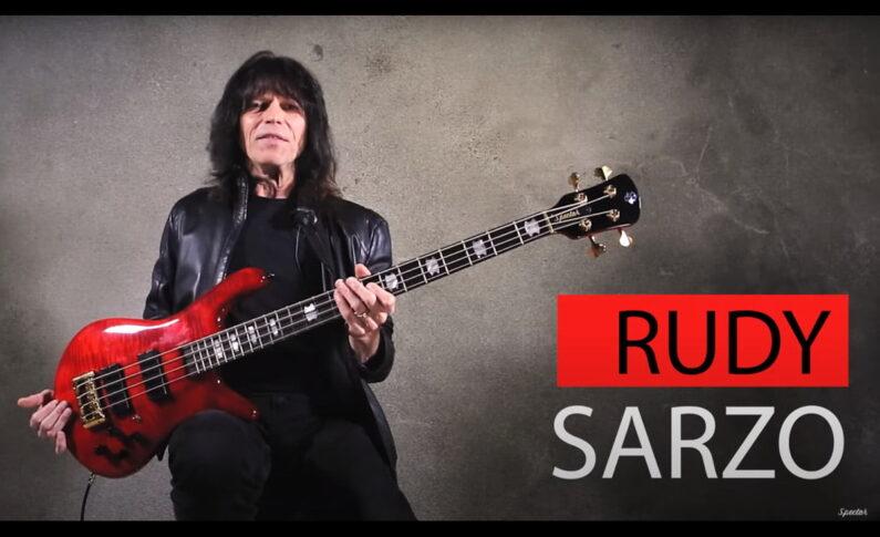 Spector Euro4 LT Rudy Sarzo