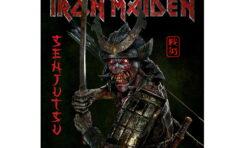 """Nowa płyta Iron Maiden """"Senjutsu"""" pojawi się we wrześniu"""