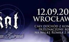 Koncert charytatywny dla Romana Kostrzewskiego