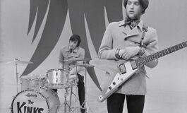 """Jak Dave Davies z The Kinks wziął żyletkę, pociął głośnik i uzyskał przester w utworze """"You Really Got Me"""""""