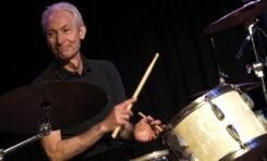 """""""Każdy zespół chciałby mieć tak solidnego perkusistę"""" - wspomnienie Charliego Wattsa"""