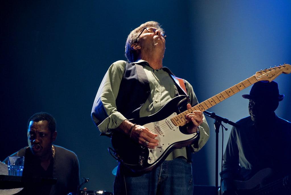 """""""This Has Gotta Stop"""" – antyszczepionkowy, nowy utwór Erica Claptona"""