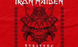 """Jest kolejny nowy kawałek Iron Maiden - """"Stratego"""""""