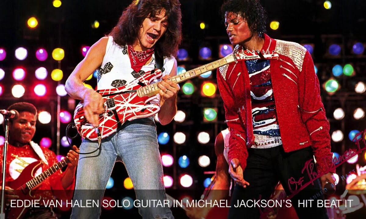 """""""Beat It"""" – najpopularniejszy kawałek Michaela Jacksona wśród gitarzystów"""