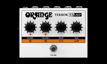 Crossing I's Dotting T's prezentuje Orange Terror Stamp
