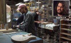 Jak łączone są szyjki i korpusy gitar PRS? – wizyta w fabryce