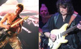 """""""W ogóle nie był zarozumiały"""" - Ritchie Blackmore o Eddiem Van Halenie"""