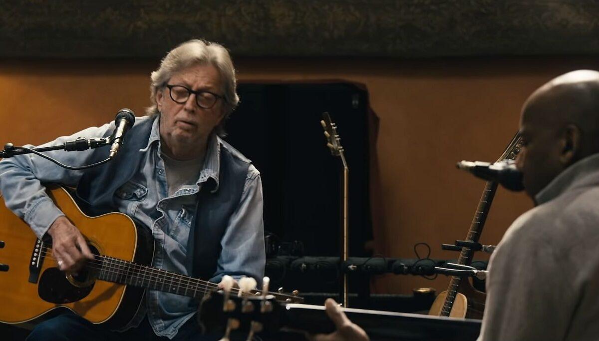 """""""The Lady in the Balcony: Lockdown Sessions"""" – nowa płyta Erica Claptona"""