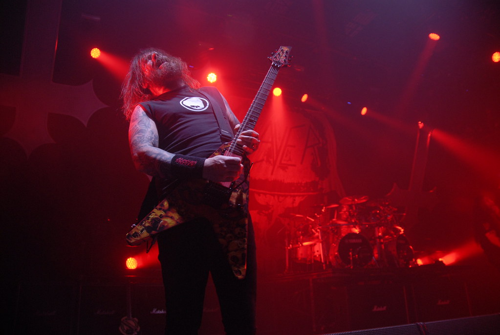 Gary Holt wspomina ostatni album Exodus i świętuje dwa miesiące trzeźwości