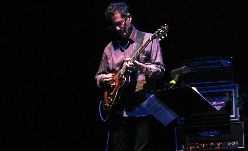 Gitarzysta Jon Herington opowiada jak jazz pomógł mu odnaleźć się w Steely Dan