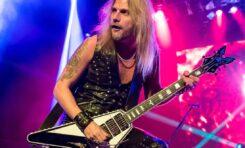Richie Faulkner trafił do szpitala, więc Judas Priest wstrzymał wszystkie koncerty