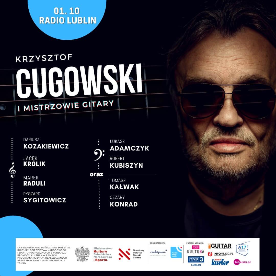Krzysztof Cugowski i Mistrzowie Gitary