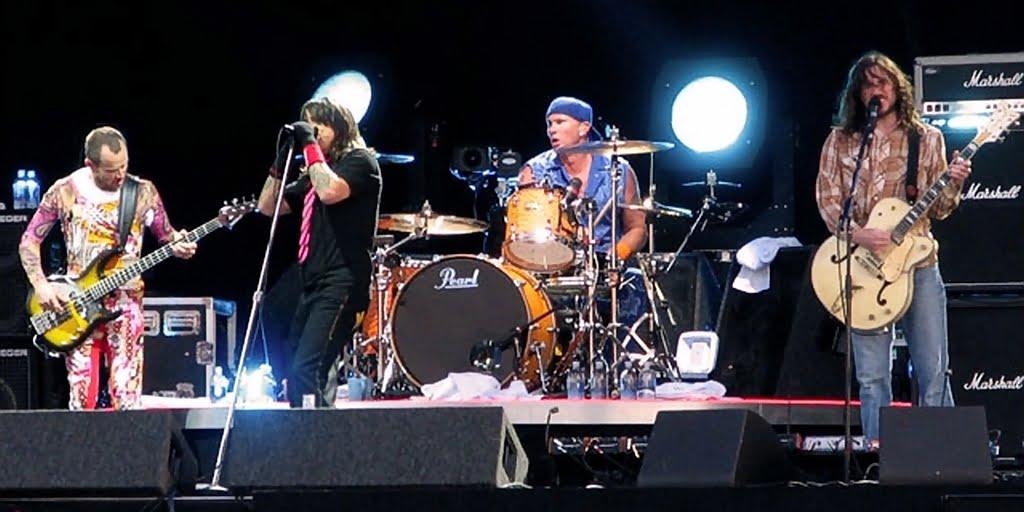 Aktualności od Red Hot Chili Peppers – łzy Ricka Rubina, nowa płyta i trasa koncertowa