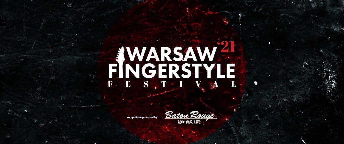 VII Warsaw Fingerstyle Festival – początek już 17 września