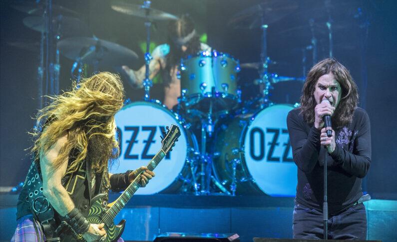 """Zakk Wylde wspomina płytę """"No More Tears"""": """"Ten riff... oczywiście wziąłem go z garażowej wyprzedaży Tony'ego Iommiego"""""""