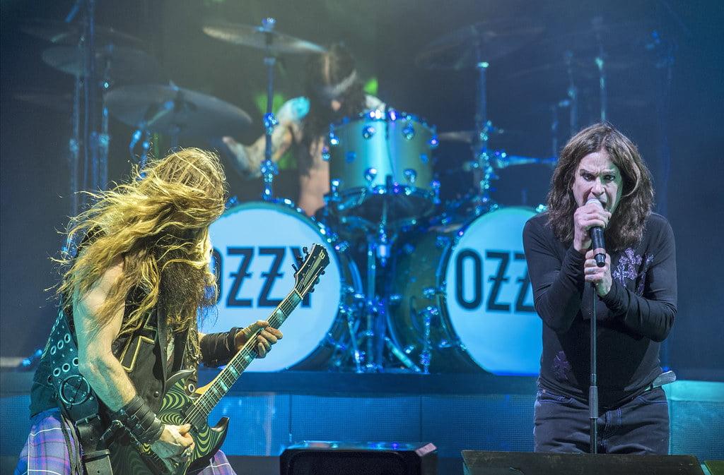 """Zakk Wylde wspomina płytę """"No More Tears"""": """"Ten riff… oczywiście wziąłem go z garażowej wyprzedaży Tony'ego Iommiego"""""""