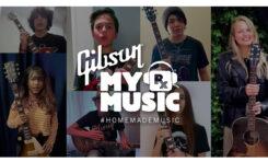 Młodzi gitarzyści Gibsona dają lekcje w szczytnym celu