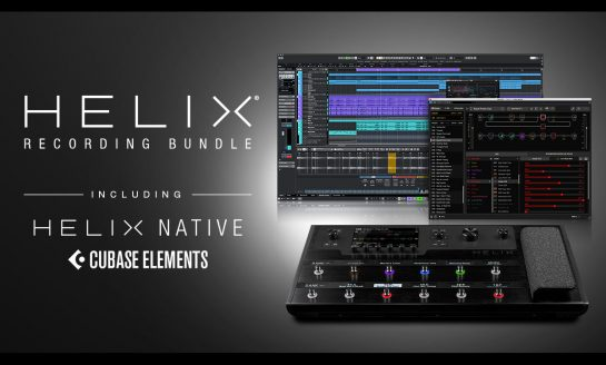 Helix Recording Bundle – ruszyła promocja firmy Line 6