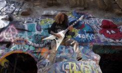 Mike Schleibaum i jego gitara LTD MSV-1 w akcji (wideo)
