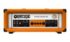 Ade Emsley o wzmacniaczu Orange Super Crush 100 (wideo)