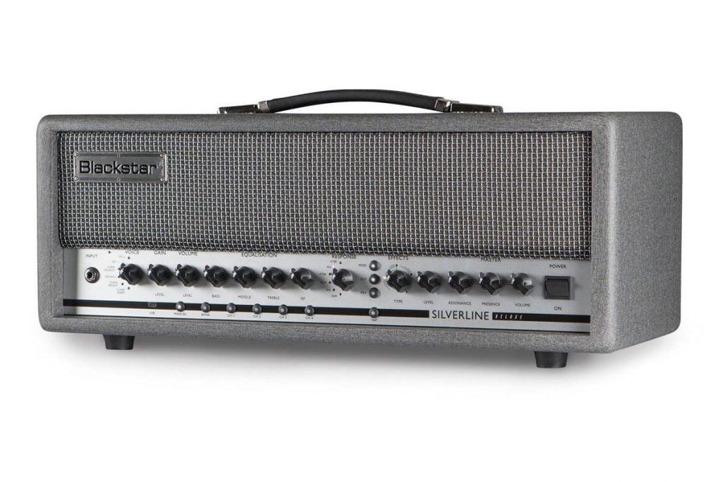 Silverline Deluxe Head (fot. Blackstar)