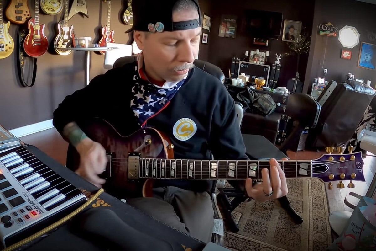 Will Adler i jego wyjątkowa gitara ESP USA Eclipse