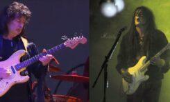 """Ritchie Blackmore o Yngwie Malmsteenie: """"Nie jest Paganinim – choć myśli, że nim jest"""""""