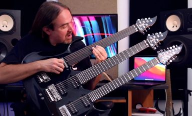 Gitarowa ciekawostka - GNG Morgoth Cerberus by Giulio Negrini Guitars