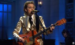 Brandi Carlile ostatnio zabłysła w Saturday Night Live