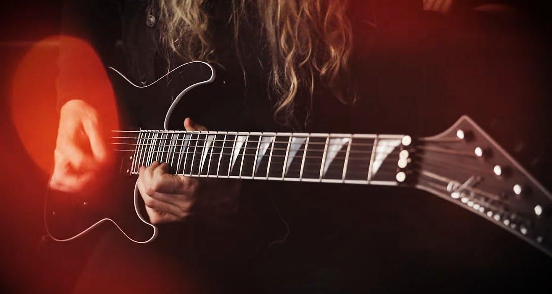 Wspomnień czar – 19-letni Jeff Loomis wygrywa gitarowy konkurs w 1991 roku.