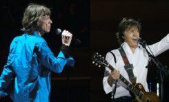 Mick Jagger odpowiedział na prowokację McCartneya