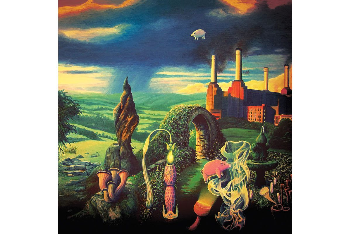 """Znani gitarzyści na płycie """"Animals Reimagined – A Tribute to Pink Floyd"""""""