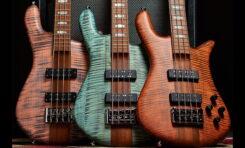 Spector – gitary basowe Euro RST