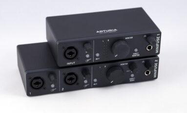 Test interfejsów audio Arturia MiniFuse na portalu Muzyk