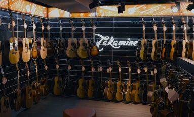 Gitary Takamine okiem pracowników Riff Megastore